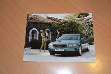 PHOTO DE PRESSE ( PRESS PHOTO ) Audi A8 de 1998 AU411