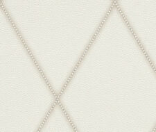 Cosmopolitan Diamond Wallpaper Off White 576566