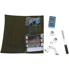 Sewing Kit First Aid Pocket Size Sewing Tools For Emergency Camp Hiking Outdoor