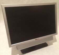 "Dell SE198WFPf 19"" LCD Monitor, AS501 Speaker, Stand All Power Cables DVI VGA HD"