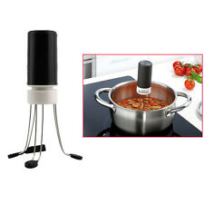Stir Crazy Stick Blender mixer Automatic Hands Free Kitchen Utensil Auto Stirrer