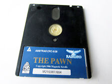 The pawn-AMSTRAD CPC 6128 pal jeu game Disk Disc 1986 Magnetic scolls