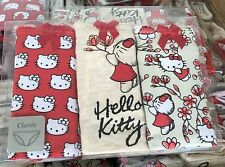 3Pairs Women Lady Hello Kitty Panties Underwear Lingerie Undies in box SIZE S