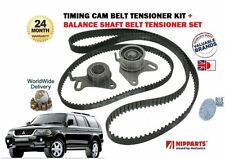 Para Mitsubishi Shogun Sport 2,5 dt 2000-2009 nuevo calendario Cam Cinturón + equilibrio Kit