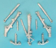 Mirage F.1 Landing Gear for 1/48th  Scale Great Wall Models - SAC 48219