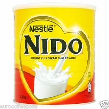 Nestle Nido Instant Full Cream Milk Powder 2.5kg
