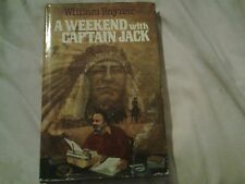 1975 H/B A Weekend with Captain Jack by William Rayner