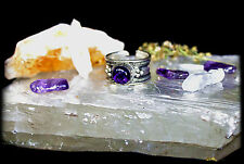✩☽ OPEN MY THIRD EYE! ☾✩ Increase PSYCHIC Powers ability SPELL CAST RING haunted