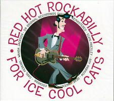 RED HOT ROCKABILLY FOR ICE COOL CATS (NEW SEALED CD)