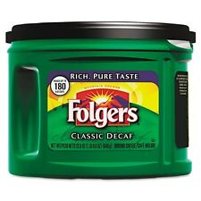 Folgers Classic Decaf Ground Coffee - 00374CT