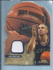 2003 Fleer Hot Hands Basketball Game Used JASON KIDD #233/375 no.HH-JH  Nets