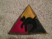 WWI US Army patch Tank Corp Armor patch AEF