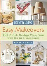 Country Living - Country Living Easy Makeovers (2011) - Used - Trade Paper