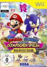 Nintendo Wii +Wii U Mario und Sonic bei den Olympischen Spielen London 2012 TopZ