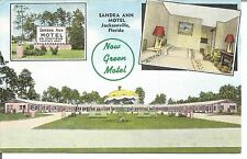 "(H) Sandra Ann Motel ""Now Green Motel"" Jacksonville, Florida"
