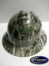 NEW Custom MSA V GARD Full Brim Hard Hat NEXT G2 Camo  Pattern