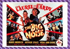 Cartolina Manifesto del Film - IL BIG NOISE