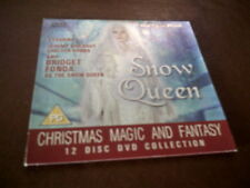 THE SNOW QUEEN - BRIDGET FONDA - DAILY MAIL PROMO DVD