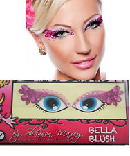 Pink Gem Fairy Princess Gems Glitter Eye Sticker Easy Costume Makeup Girls/Kids