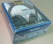 Sony Professional MDR-7506 Headphones Pro closed Studio diaphragm overhead