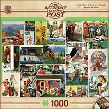 Sep - Family Time Collage 1000 Piece Puzzle