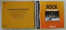 GRAHAM BOND ORGANISATION  (CD)   LIVE -  LES GENIES DU ROCK 86