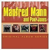 Manfred Mann - Original Album Series (2014)