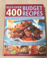 400 BEST-EVER BUDGET RECIPES Cookbook LUCY DONCASTER Hermes House