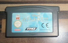 GBA Game-Boy Advance juego Atlantis-The Lost Empire/el secreto de la...