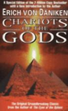 Chariots of the Gods: Unsolved Mysteries of the Past, Erich von Däniken, New Boo