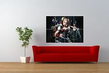 CHARACTERS BATMAN ARKHAM KNIGHT HARLEY QUINN GIANT ART POSTER NOR0859