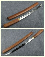 Chinese Sword Short Full Tang Sword 1095 Carbon Steel Razor Sharp Blade #248