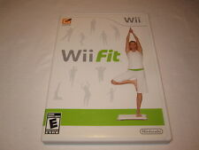 Wii Fit (Nintendo Wii) Complete Excellent!