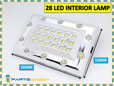 28LED Bright White Car/Van/Vehicle/Roof/Ceiling/Interior Light Lamp NEW 12V 1918