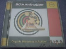 SCOUNDRELLES Organic Molecules In Action NEW SEALED PSYCH POP INDIE ROCK
