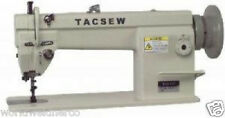 Tacsew GC6-6 Walking Foot Industrial Heavy Duty Sewing Machine 1600 SPM Auto-Oil