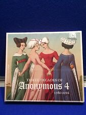 NEW SEALED Three Decades of Anonymous 4 (2016)