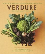 Verdure : Recipes from the Kitchen of the American Academy in Rome, Rome...