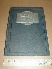 1925 Central High School photo Yearbook Charlotte North Carolina NC Garinger