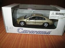 Cararama 1/43 scale Dodge Intrepid Gold