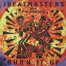 "The Beatmasters with pp Arnold-Burn It Up (12"" MAXI-SINGLE Rought-Trade 1988)"