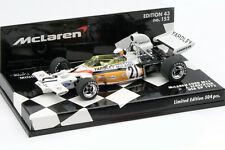 Jody Scheckter McLaren M19 #21 USA GP Formel 1 1972 1:43 Minichamps