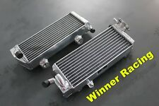 L&R aluminum radiator KTM 125/150/200/250/300 SX/XC/XC-W 2010-2012 Left + Right