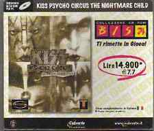 KISS PSYCHO CIRCUS the nightmare child -ITALIANO-pc cd rom SIGILLATO