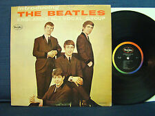 THE BEATLES - Introducing The Beatles - 1964 - Vee Jay Label - Mono