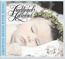 Growing Minds with Music: Traditional Lullabies Music CD, Twin Sisters Productio