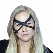The Black Cat Mask Costume Cosplay Canary Harley Woman Wonder Felicia Hardy
