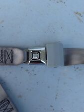 HOVEROUND MPV5 POWER WHEELCHAIR SEAT BELTS USED