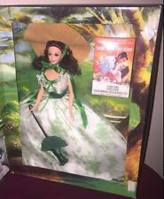 NIB SCARLETT O'HARA GONE WITH THE WIND 1994 COLLECTOR'S EDITION BARBIE'S