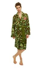 Only Fools and Horses Rodney Camoflague jacket Adult Bathrobe Dressing Gown